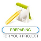 preparing for your project